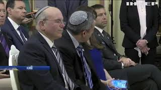Прем'єр-міністр Ізраїлю прибув до Києва з дводенним офіційним візитом