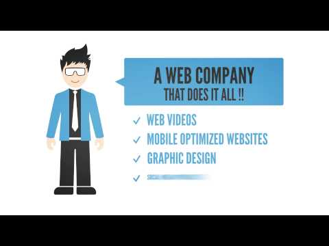 webVDEO, a video driven web design & online marketing company located in Los Angeles, California.