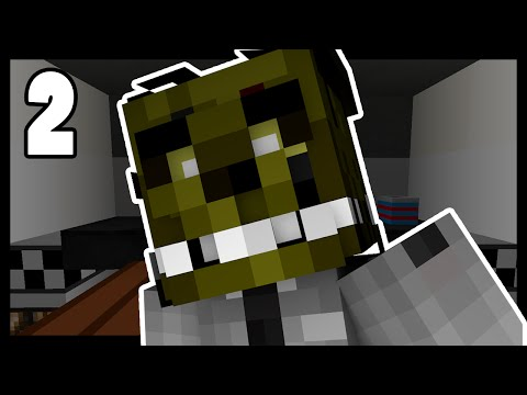 Minecraft Five Nights At Freddy's 2! [Night 1] Roleplay w/ SamGladiator