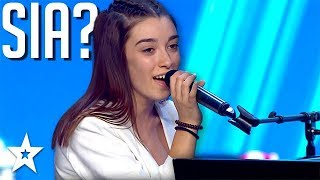 AMAZING SINGER Sings TITANIUM by DAVID GUETTA and SIA | Got Talent Global