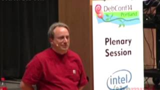 Video Why Linus Torvalds doesn't use Ubuntu or Debian download MP3, 3GP, MP4, WEBM, AVI, FLV Mei 2018
