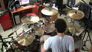 Chris Lucas - Slipknot - Before I Forget (Drum Cover)