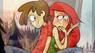 Диппер и Венди = любовь