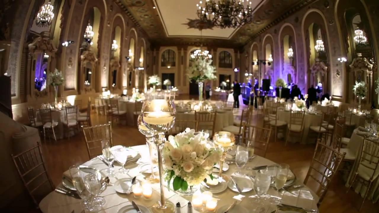 Hotel Du Pont Wedding At