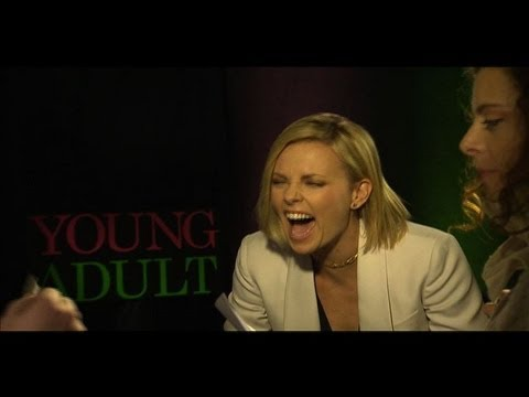 Charlize Theron Interview for YOUNG ADULT