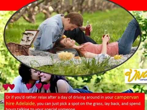Campervan Hire Adelaide-Valentine's Day on Romantic Places