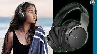 Ausdom ANC8 Wireless Active Noise Cancelling Headphones Review