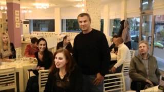 """Фильм """"Как молоды мы были"""" встреча в Бургасе"""
