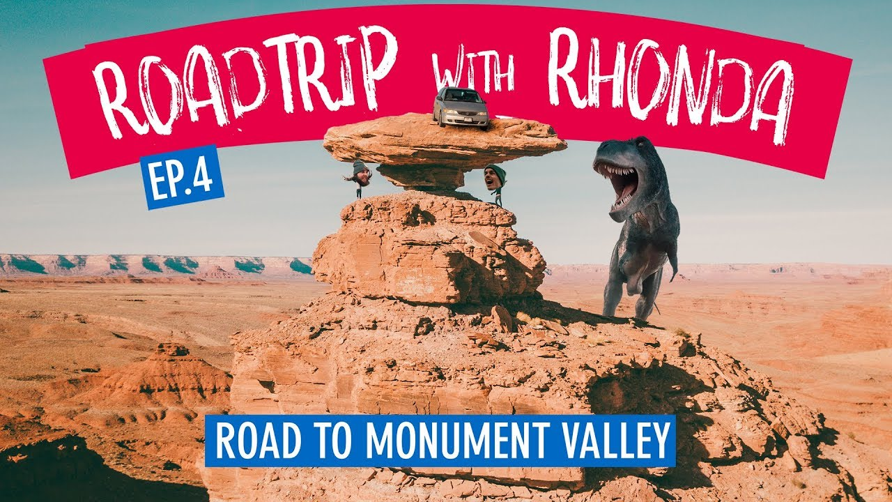 ROAD to MONUMENT VALLEY - Roadtrip(Ep.4)