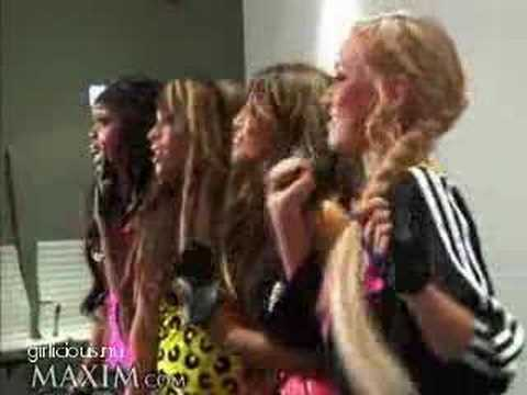 Girlicious - Like Me (Acapella)