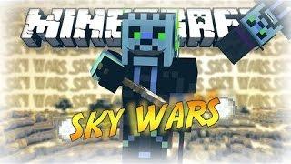 Minecraft Sky Wars #202 - Lo scontro serio w/ Tech4Play