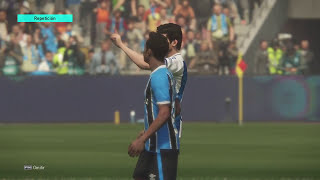 Pes18 Gremio vs Pachuca Semifinales Mundial de Clubes