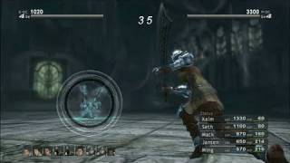 Lost Odyssey Xbox 360 Gameplay - Choose Your Ring (HD)