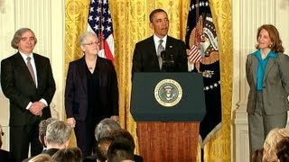 Repeat youtube video President Obama Makes a Personnel Announcement
