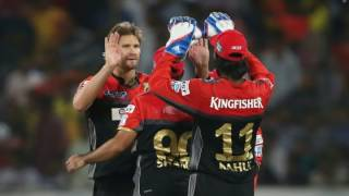 VIVO IPL 2016 FINAL SRH vs RCB match Highlights - SRH Champions