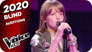 Vicky Leandros - Ich Liebe Das Leben (Benedikta) | The Voice Kids 2020 | Blind Auditions