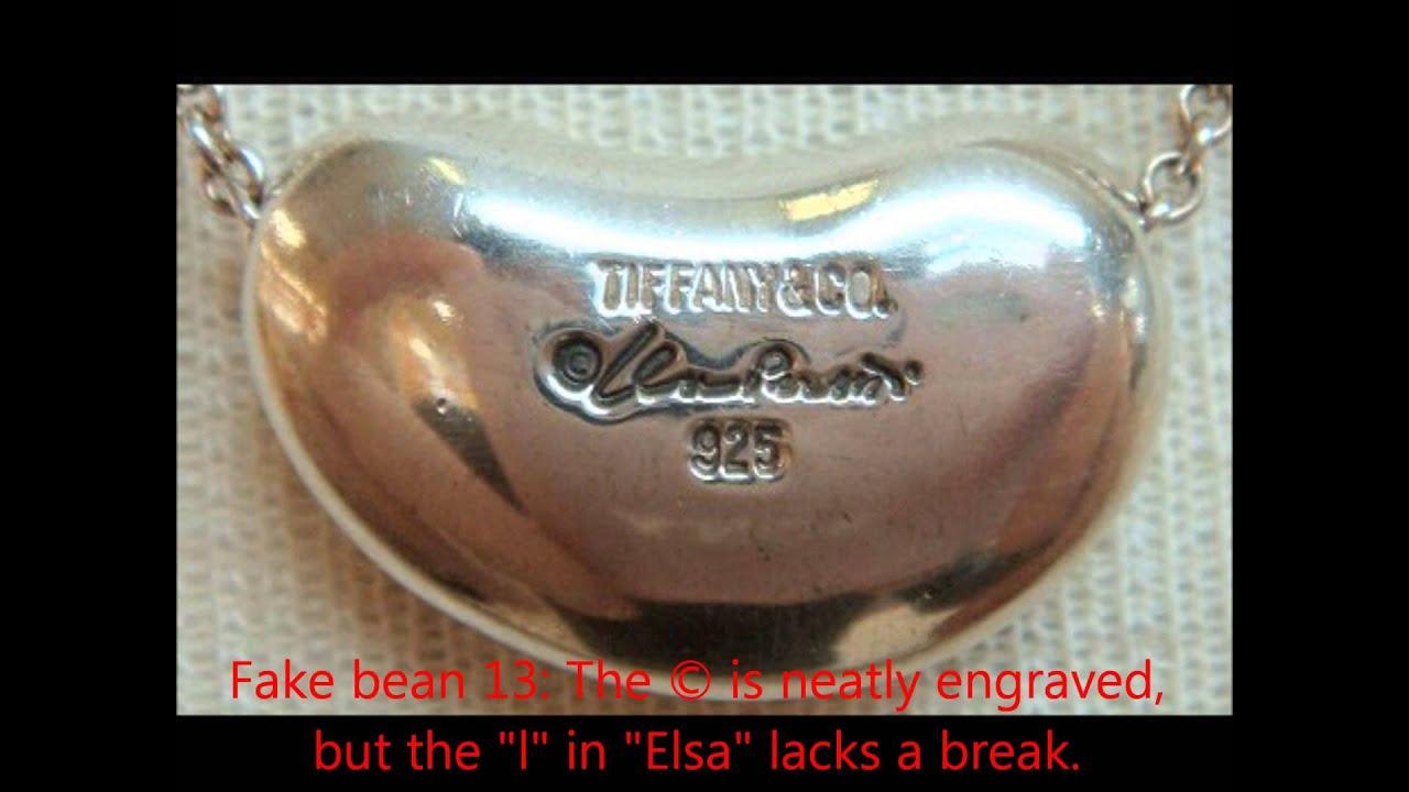 737631255a6f7 Tiffany Fake vs. Real Bean