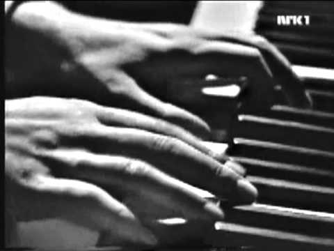 Some Other Time - Monica Zetterlund - Bill Evans Trio - Leonard Bernstein