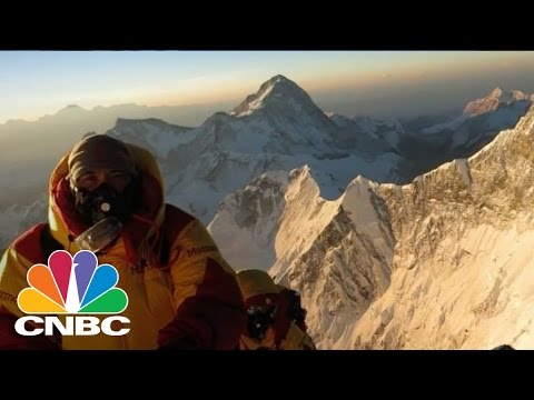 Mount Everest Climber Recounts Nepal Earthquake | CNBC ...