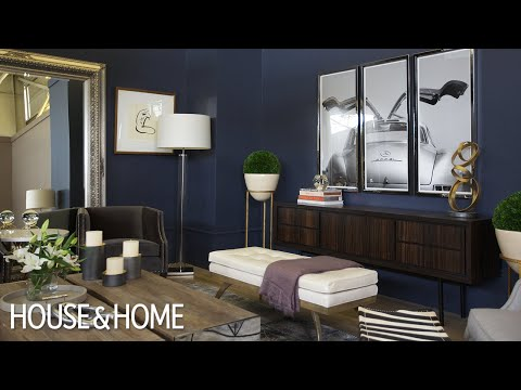 Interior Design — No-Fail Tips & Tricks For Living Room Decorating