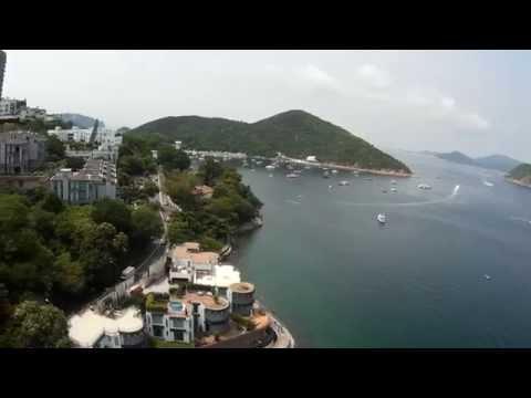 Deep Water Bay Hong Kong DJI Phantom
