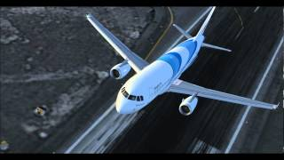 BKP A320 City Hopping - Round and Round