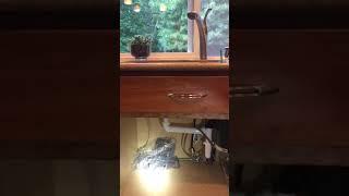 Dishwasher highloop drain