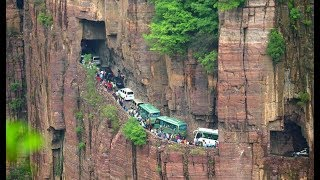 दुनिया के 5 सबसे खतरनाक सड़के |  5 Most Extreme Roads In the world.[HINDI]| Most Dangerous Roads