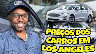 PREÇO DOS CARROS EM LOJA BRASILEIRA DE LOS ANGELES NA CALIFÓRNIA EUA