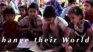 UNICEF: Educate Girls.  Change The World.