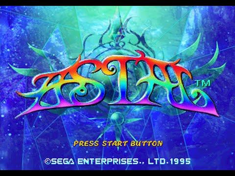 Sega Saturn Longplay [009] Astal
