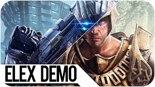 NEW OPEN-WORLD SCI-FI RPG! - ELEX First Look Gameplay Demo (First 38 Minutes) (PC)
