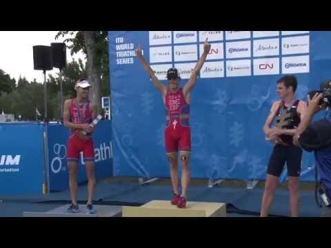 Javier Gomez - 2014 ITU World Triathlon Champion