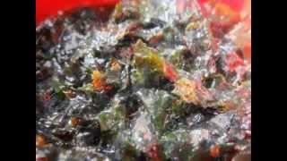 Homecookin Sesame Ahi Tuna & Seaweed Salad Press Play