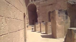 Колизей в Эль Джеме. Тунис. #гидШадринАндрей