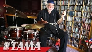 Peter Erskine -featuring TAMA THE CLASSIC STAND (HC52F)-