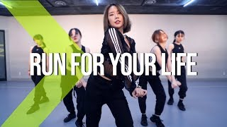 Tiffany Young - Run For Your Life / HAZEL Choreography.
