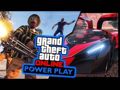 Δοκιμάζουμε POWER PLAY και X80 PROTO! (GTA Online)