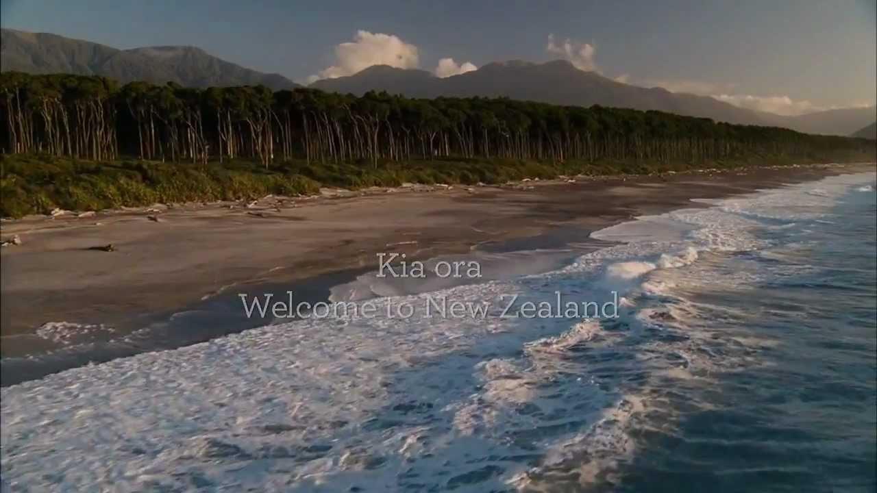 Penembakan New Zealand Hd: 100% Pure New Zealand