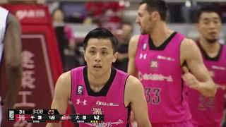千葉ジェッツvs大阪エヴェッサ|B.LEAGUE第4節 GAME2Highlights|10.22.2017 プロバスケ (Bリーグ)