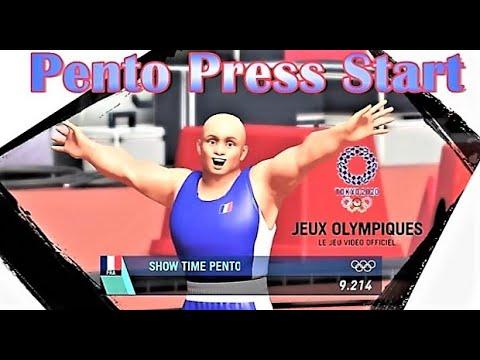 Présentation des épreuves des J.O de TOKYO ! Jeux Olympiques de Tokyo 2020 (PPS) sur XBOX Series X