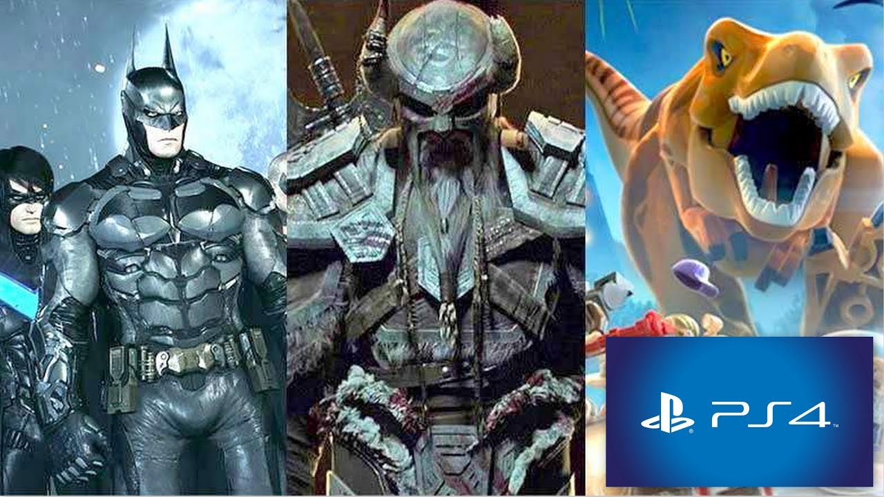 Popular Ps4 Games All : Best ps games of all time youtube