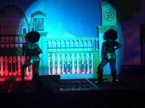 Eh Papi - Bollywood Hip Hop Fusion - Karina B and Alisha B