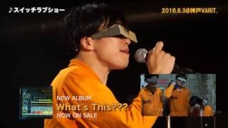 POLYSICS YouTube BLOG 0603 in 神戸VARIT