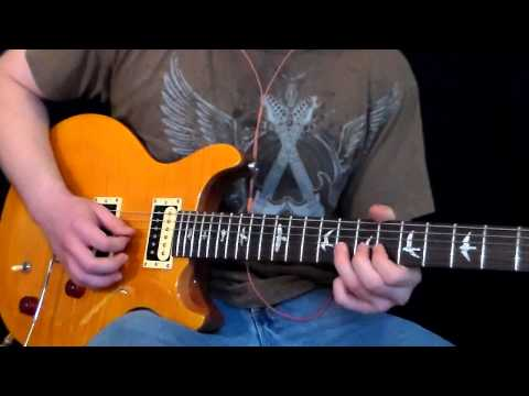 Gary Moore-The Prophet (cover)