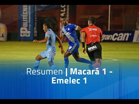Macara Emelec Goals And Highlights