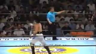 CMLL・JAPAN(97')プロモーション映像