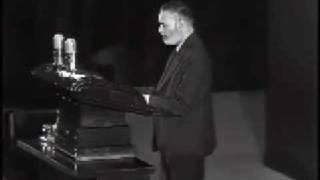 Sir Muhammad Zafrullah Khan (ra) in UN - Short Clips 1/9
