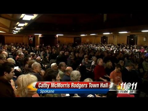 Town hall: Cathy McMorris-Rodgers