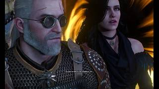 Цири и Авалакх. кто предатель...? The Witcher 3: Wild Hunt